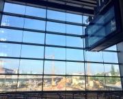 S-Bahnhof Ostkreuz - eine riesige Baustelle
