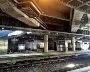Auf dem Bahnhof Südkreuz