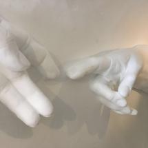 Im Igludorf auf dem Zugspitzplatt: Eis-Art