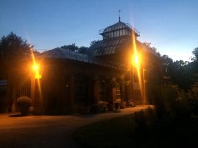 Metz im Sommer 2018 - die Orangerie