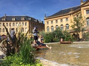 Metz im Sommer 2018